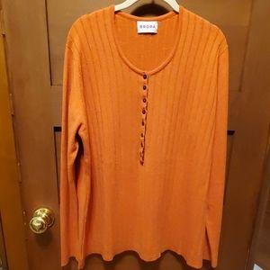 Brora Scottish Cashmere Sweater